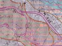 Fragment Mapy hydrogeologicznej Polski - Państwowy Instytut Geologiczny
