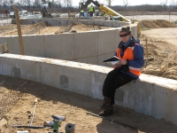 Obsługa budowy i nadzór geologiczny
