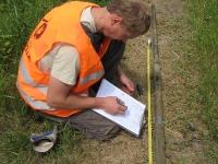 Badania geotechniczne próbnikiem przelotowym RKS